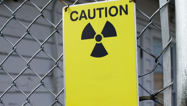Радиоактивные отходы - Sputnik Latvija