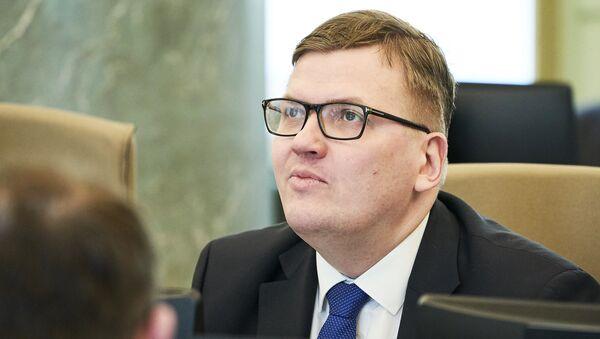 Министр защиты среды и регионального развития Юрис Пуце - Sputnik Latvija