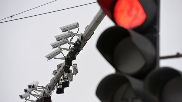 Комплекс автофиксации нарушений ПДД  - Sputnik Латвия