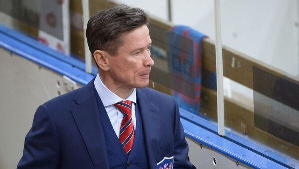 Вячеслав Быков - Sputnik Латвия
