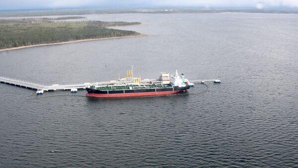 Порт Приморск - Sputnik Латвия