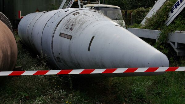 Ракета M20 - Sputnik Latvija