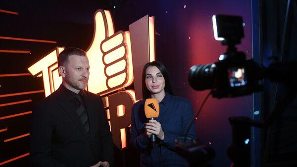 """""""Не просто деньги, а поддержка"""": Лидов рассказал о роли Sputnik в проекте """"Ты супер!"""" - Sputnik Латвия"""