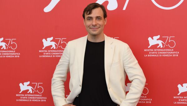 Актер Евгений Цыганов - Sputnik Latvija
