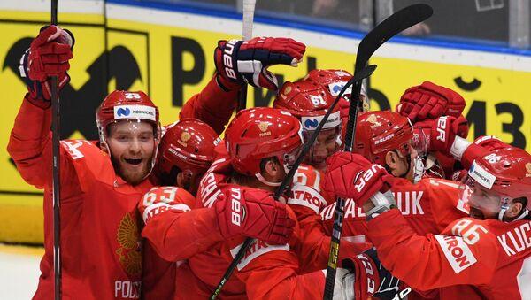 Хоккей. Чемпионат мира. Матч за 3-е место - Sputnik Латвия