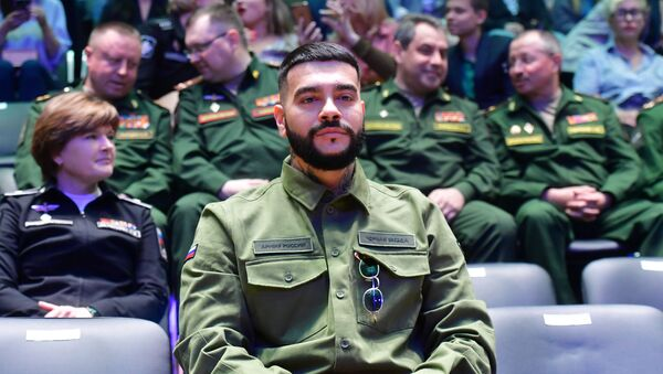 Black Star Wear и Армия России представили совместную коллекцию одежды - Sputnik Латвия