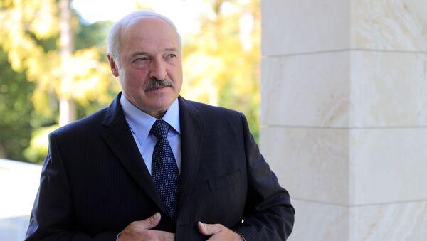 Президент Белоруссии Александр Лукашенко, архивное фото - Sputnik Latvija