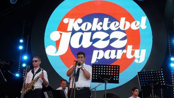 Музыкальный фестиваль Koktebel Jazz Party - Sputnik Латвия