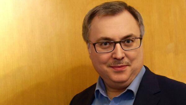 Алексей Маслов – профессор Школы востоковедения НИУ ВШЭ, член Европейской ассоциации китаеведов - Sputnik Латвия