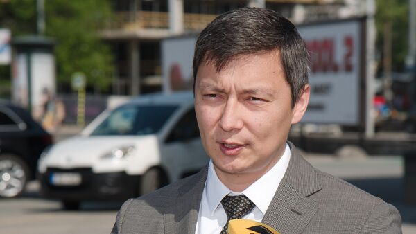 Председатель Таллиннского горсобрания Михаил Кылварт - Sputnik Латвия