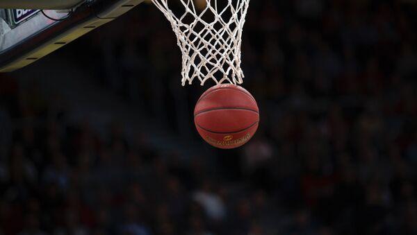 Баскетбольный мяч - Sputnik Латвия