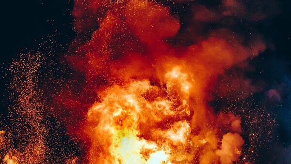 Пожар - Sputnik Latvija