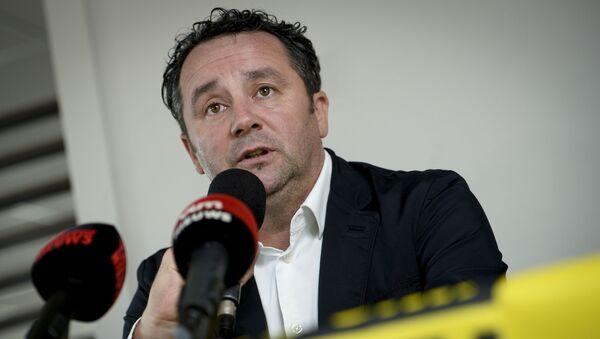Тренер сборной Латвии по футболу Славиша Стоянович - Sputnik Латвия