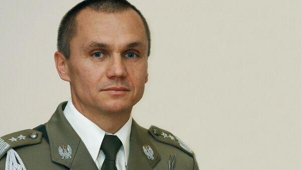 Польский генерал Роман Полько - Sputnik Латвия