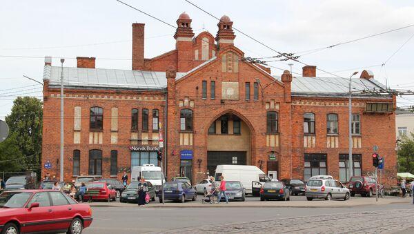 Агенскалнский рынок - Sputnik Латвия