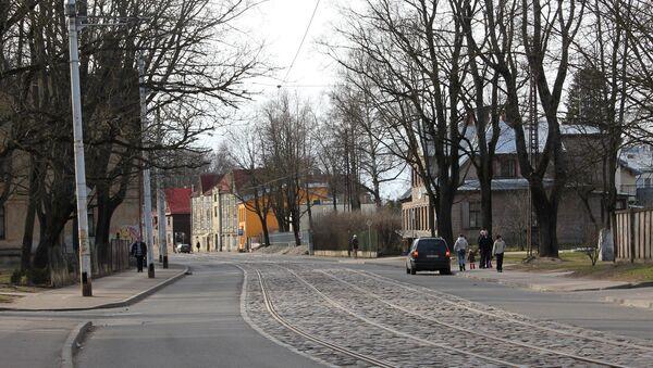 Район Риги Агенскалнс - Sputnik Латвия