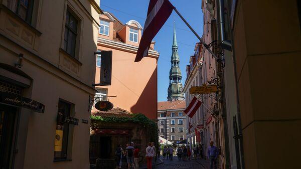 Улица Краму в Старой Риге - Sputnik Латвия