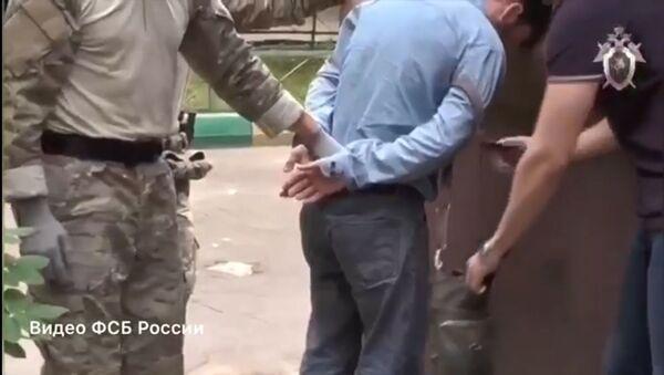В России задержаны двое финансистов ИГ* - оперативное видео - Sputnik Латвия