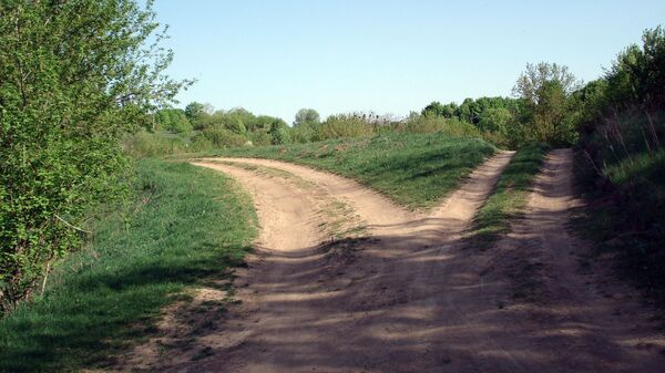 Грунтовая дорога - Sputnik Латвия