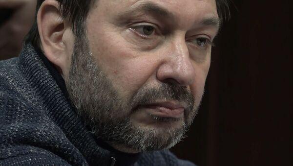 Вышинский: мое дело – позор Украины - Sputnik Латвия