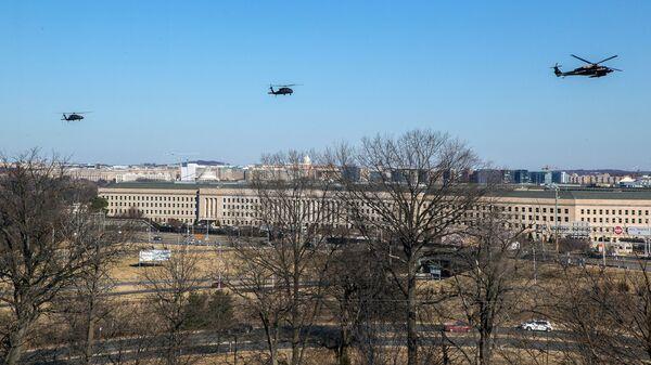 Здание Пентагона. Вашингтон. - Sputnik Latvija