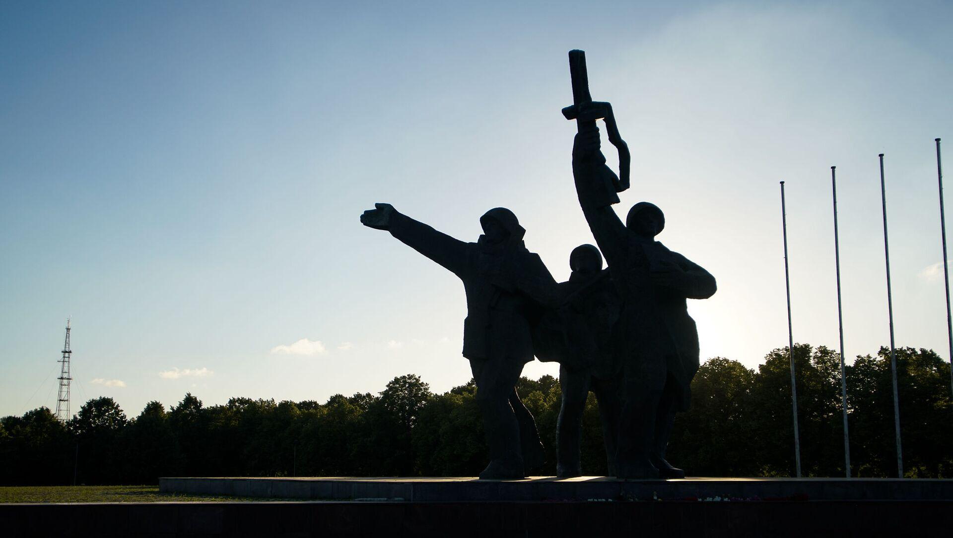 Памятник Освободителям Риги - Sputnik Latvija, 1920, 09.05.2021