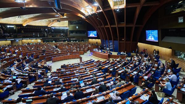 Летняя сессия Парламентской ассамблеи Совета Европы - Sputnik Латвия