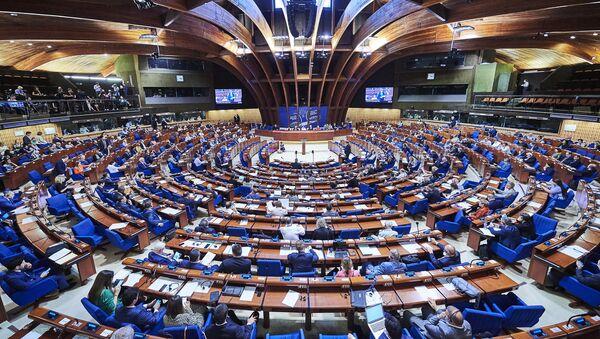 Сессия Парламентской ассамблеи Совета Европы, архивное фото - Sputnik Латвия