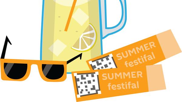 Календарь главных летних фестивалей в Латвии - Sputnik Латвия