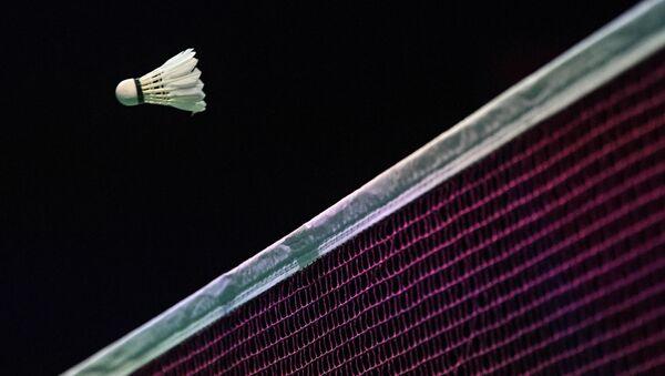 II Европейские игры. Бадминтон - Sputnik Латвия
