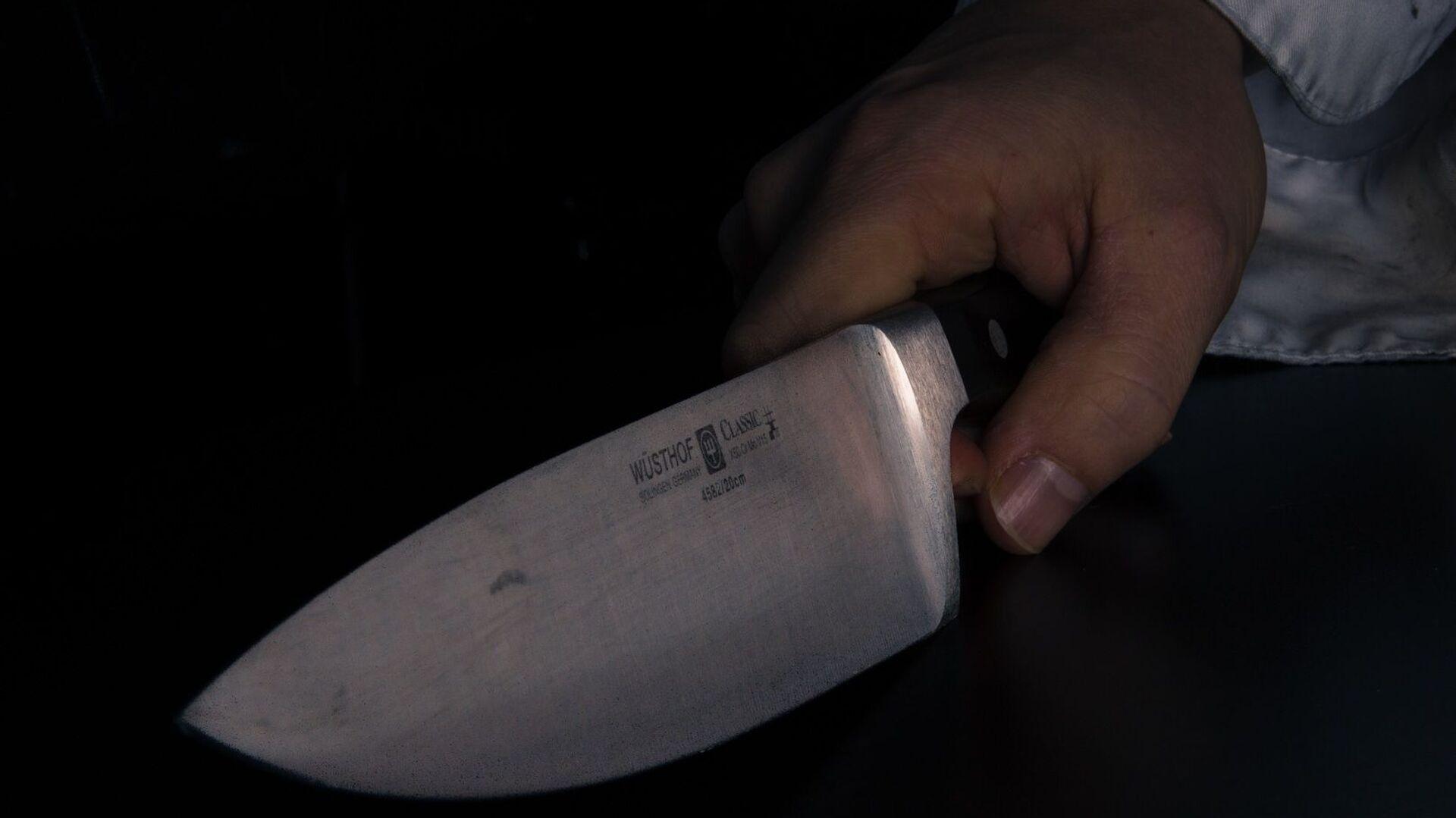 Нож - Sputnik Латвия, 1920, 14.06.2021