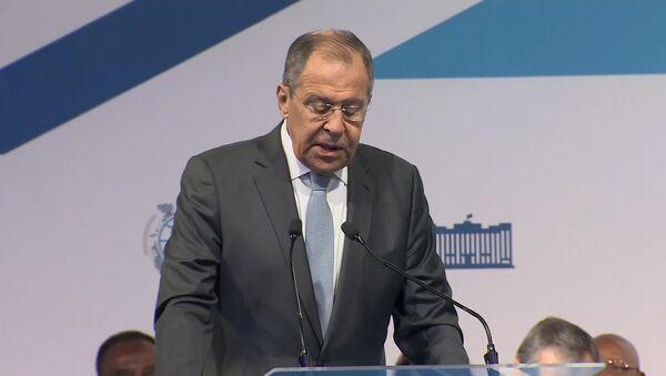 Глава МИД России прокомментировал русофобскую провокацию в ПАСЕ - Sputnik Latvija