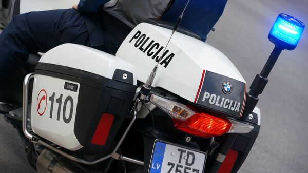 Латвийская полиция - Sputnik Latvija