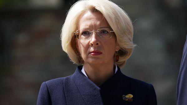 Спикер Сейма Инара Мурниеце - Sputnik Латвия