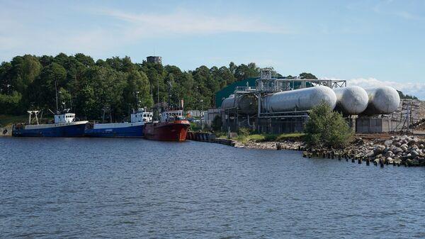 Порт Скулте - Sputnik Latvija