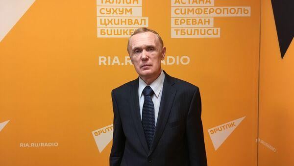 Владимир Попов - Sputnik Латвия