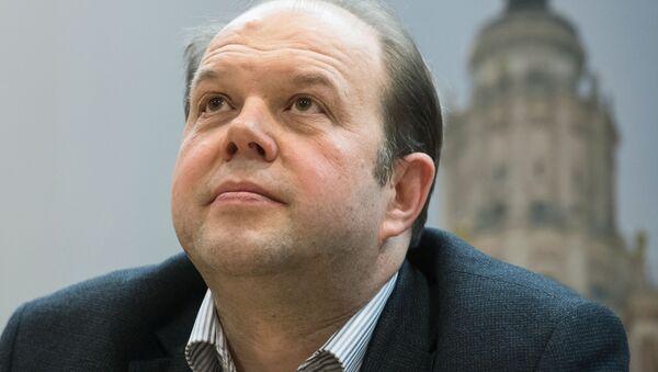 Экономист, доцент факультета экономики МГУ Олег Буклемишев - Sputnik Латвия