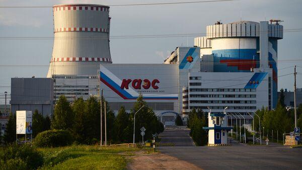 Калининская АЭС в Тверской области, архивное фото - Sputnik Latvija