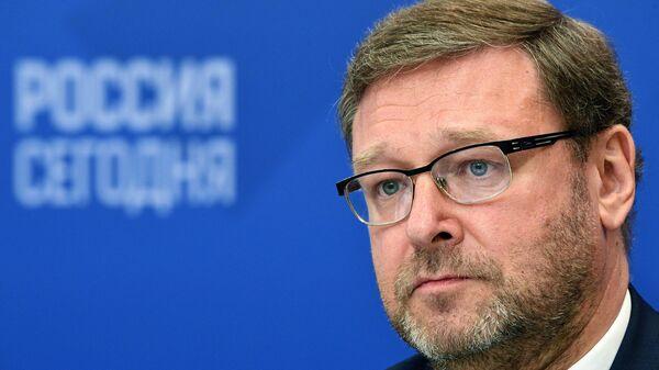 Пресс-конференция на тему: Ливадийский форум за 100 часов до старта - Sputnik Latvija