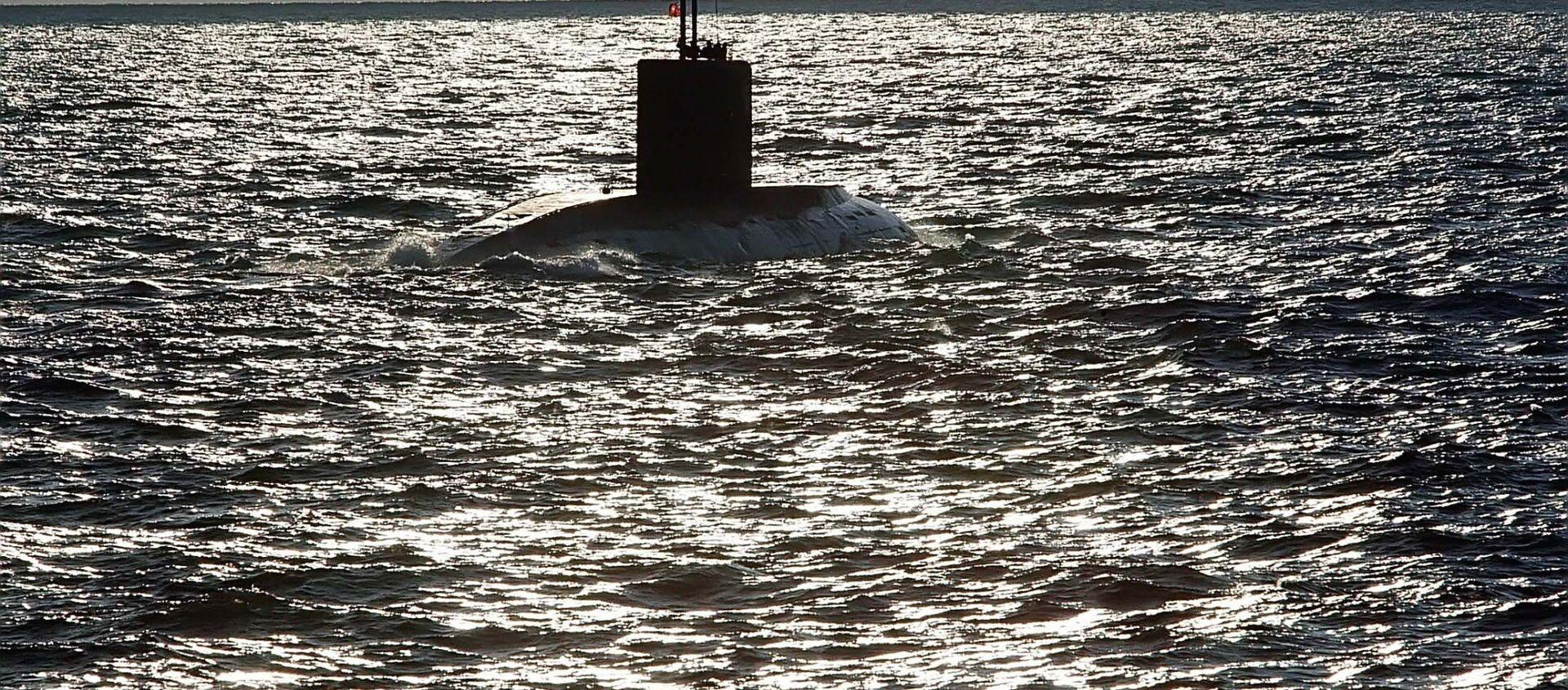 Балтийский флот проводит учения по спасению подводной лодки - Sputnik Latvija, 1920, 21.07.2020