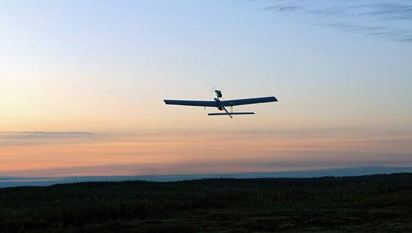 Беспилотный летательный аппарат (БПЛА) - Sputnik Латвия