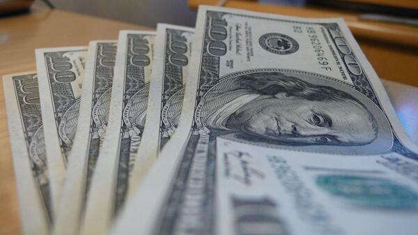 Доллары США - Sputnik Латвия