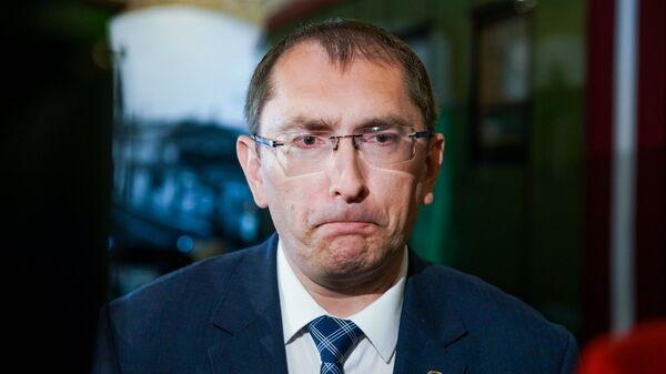 Министр сообщения Латвийской Республики Талис Линкайтс - Sputnik Латвия