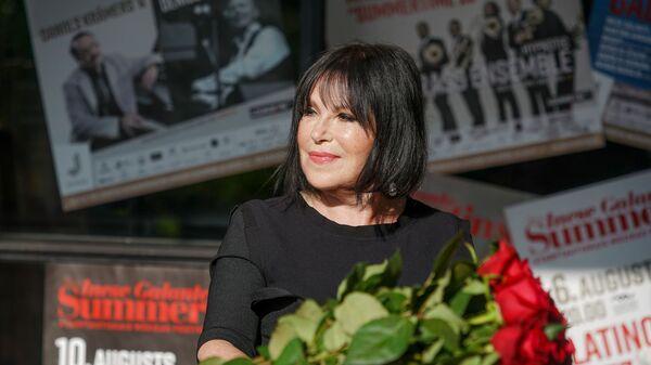 Пресс конференция в преддверии 15-го юбилейного фестиваля Summertime — приглашает Инесса Галанте - Sputnik Латвия