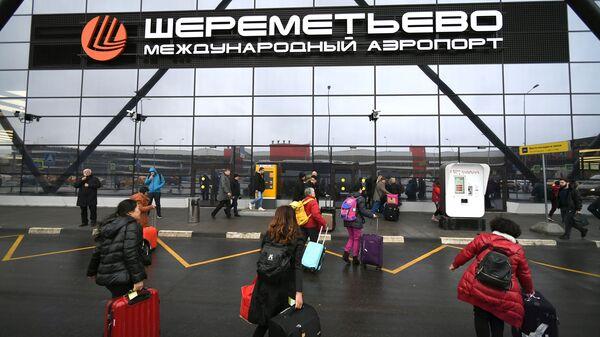 Международный аэропорт Шереметьево в Москве - Sputnik Латвия