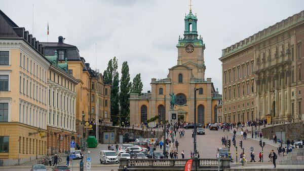 Центр Стокгольма, наверное, одно из самых дорогих мест во всей Европе - Sputnik Латвия
