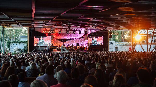 Гала-концерт фестиваля Инессы Галанте - Sputnik Латвия