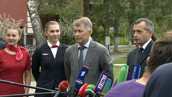 Экипаж Airbus A321 рассказал об экстренной посадке самолета - Sputnik Латвия