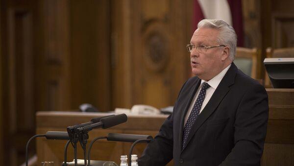 Министр земледелия Янис Дуклавс - Sputnik Латвия