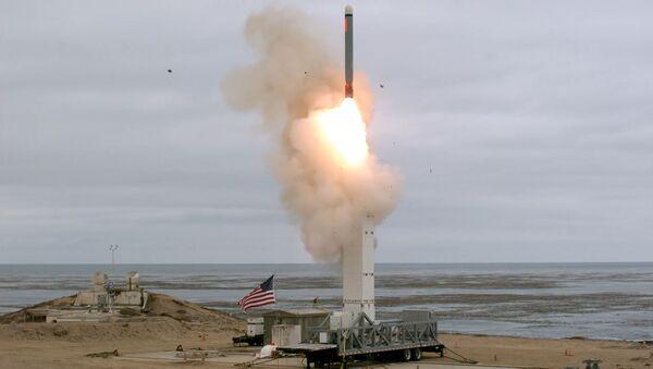 Испытания запрещенной ракеты - Sputnik Латвия